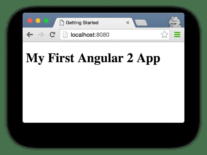 Angular 2 with Dart