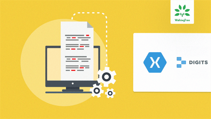 Integrating Twitter Digits with Xamarin Android bindings - WalkingTree Blogs