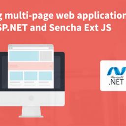 Creating multi-page web application using ASP.NET and Sencha Ext JS - WalkingTree Blogs