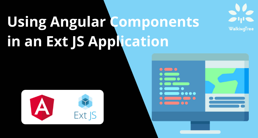Using Angular Components in an Ext JS Application