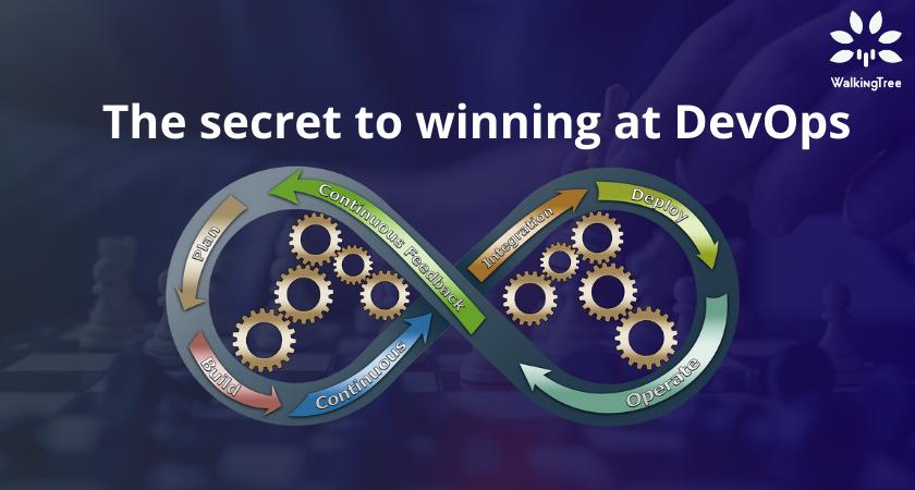 The secret to winning at DevOps