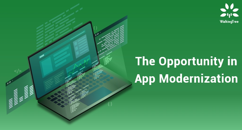 The Opportunity in App Modernization