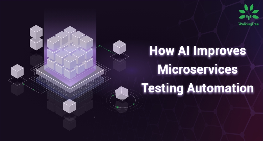 How AI improves Microservices Testing Automation