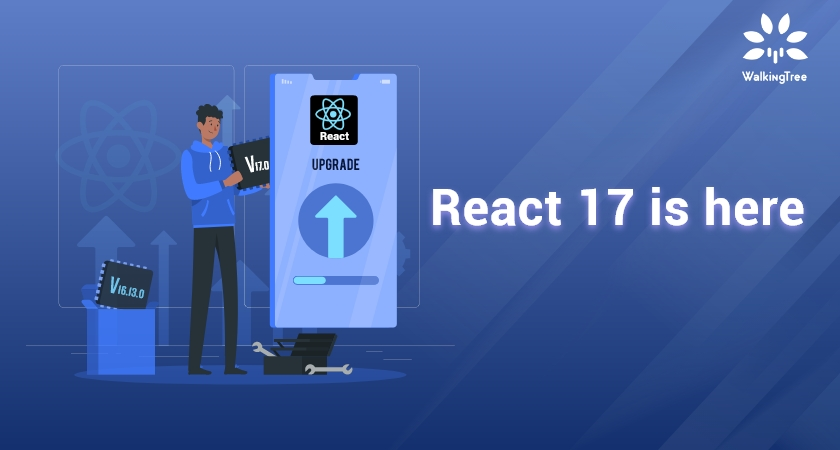 React 17 is here