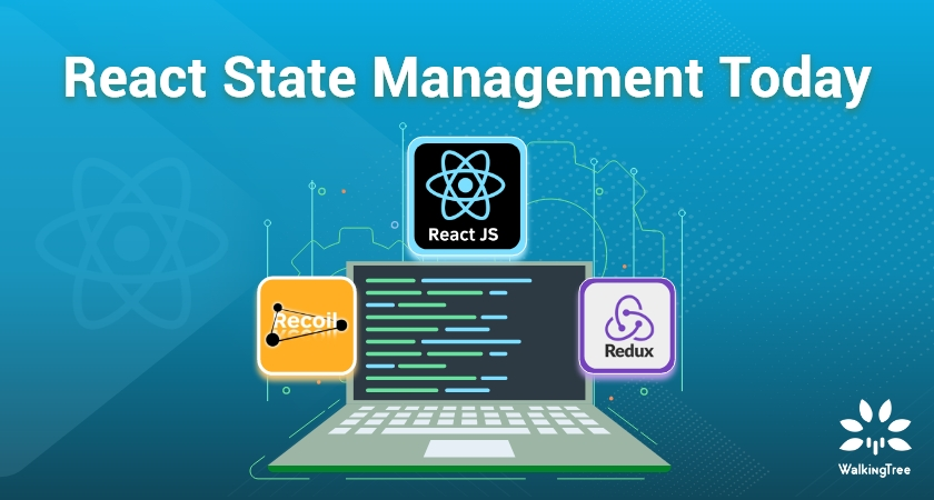 React State Management Today