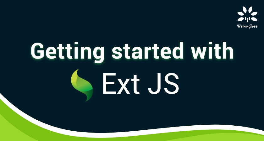 Getting started with Ext JS (1)