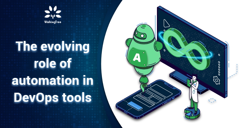 The evolving role of automation in DevOps tools