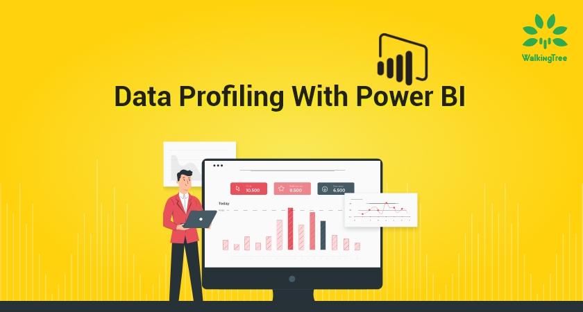 Data profiling with Power BI