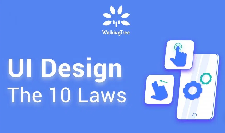 Ui design 10 laws
