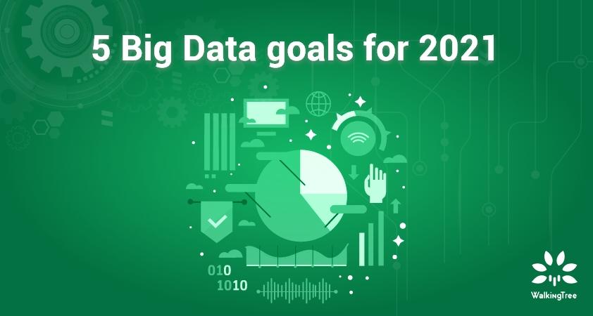 5 big data goals for 2021