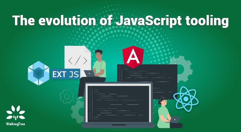 The evolution of JavaScript tooling