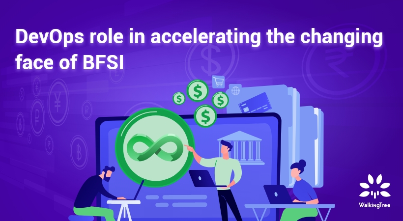 Role of DevOps in BFSI