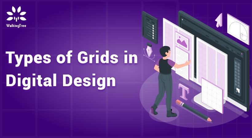 Types of Grids in Digital Design