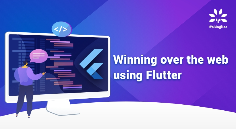 Winning over the web using Flutter