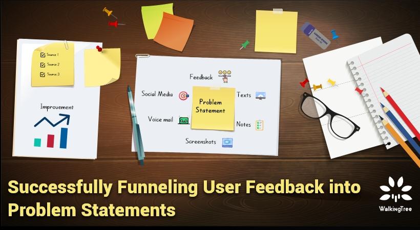 Funneling User Feedback