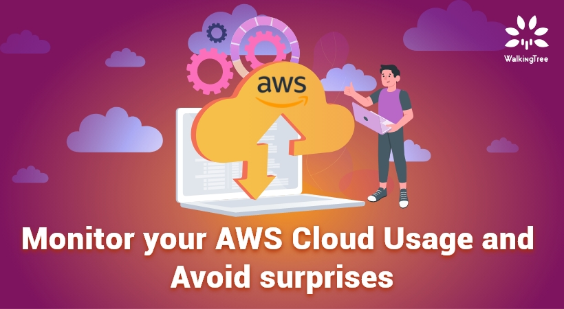 Monitor your AWS cloud usage and avoid surprises