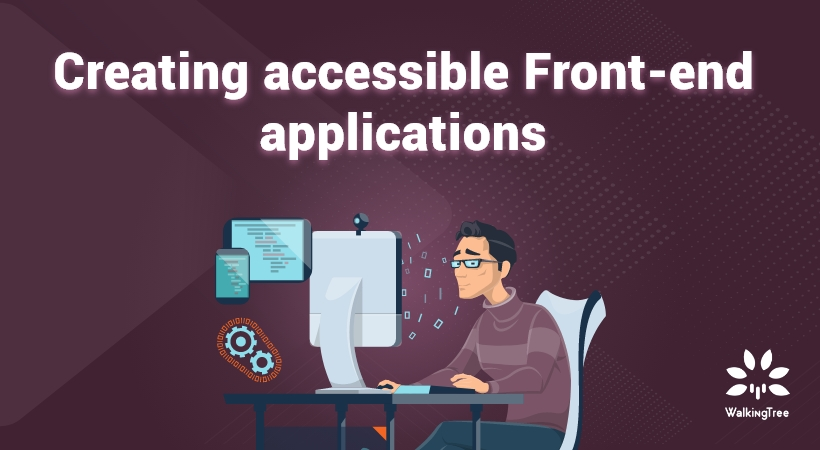 Creating accessible Front-endapplications