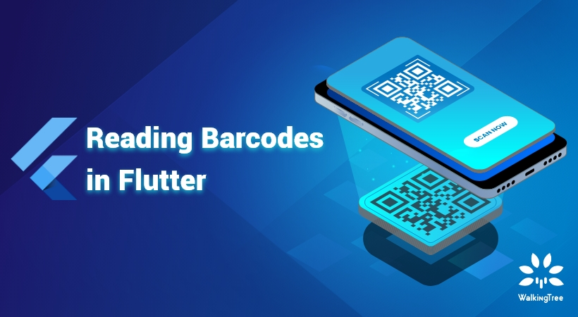 Reading Barcodes in Flutter