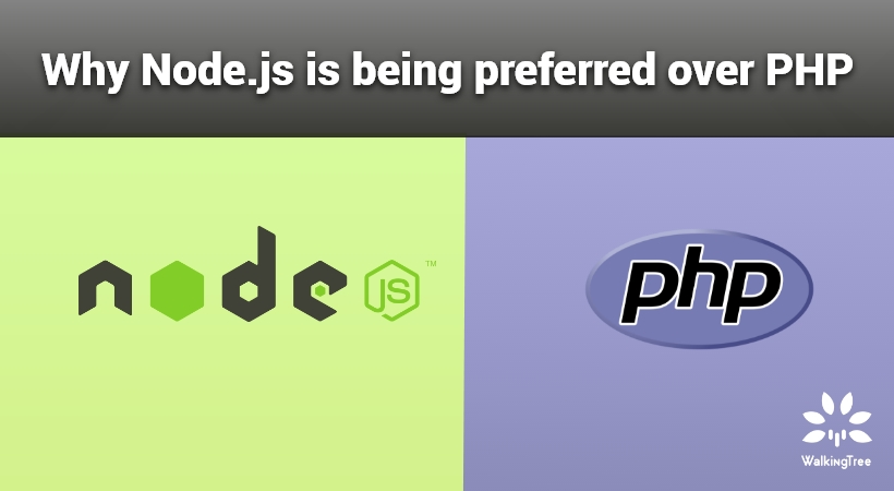 Why Node.js is being preferred over PHP