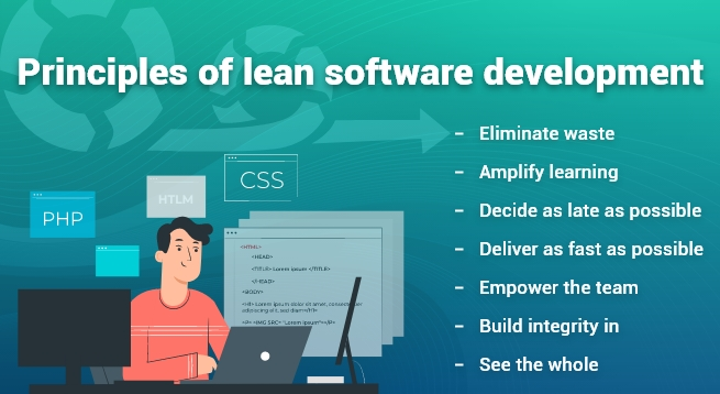 lean product production principles