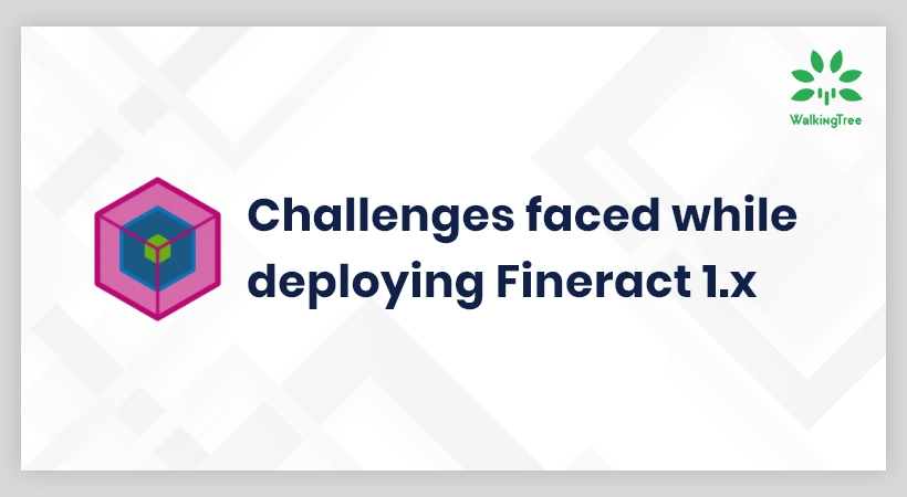Challenges Faced While Deploying Fineract 1.x