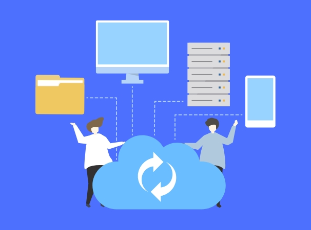 Legacy data migration to move with th