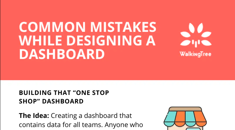 Common mistakes while designing a Dashboard