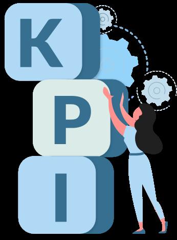 Choose relevant KPIs