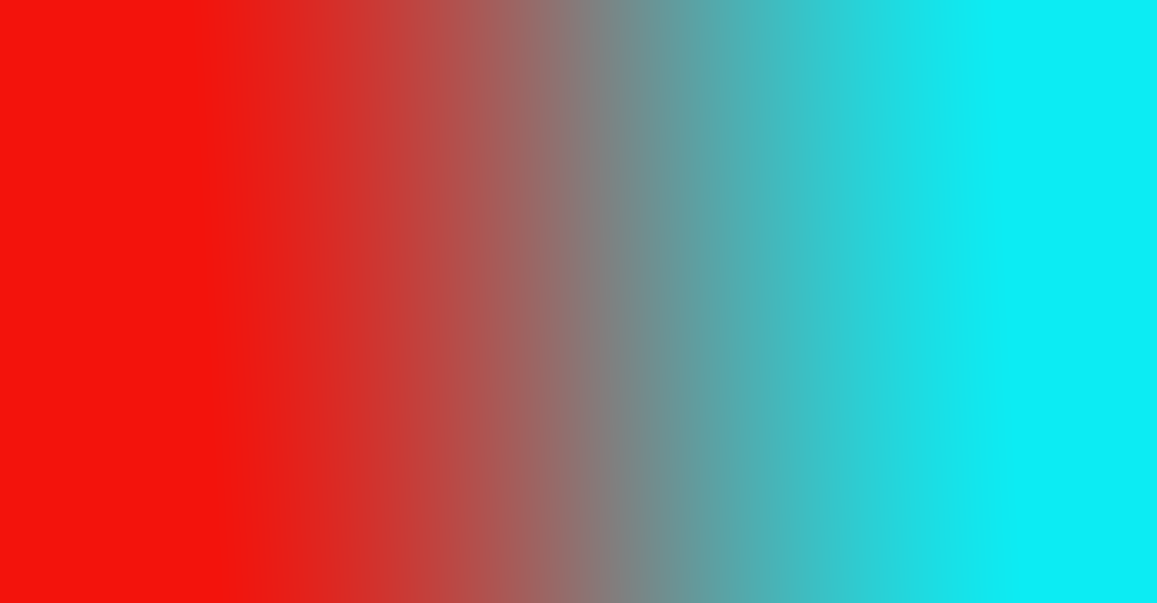 Image showing why complimentary colors don't work for gradients