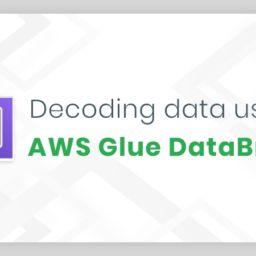 Decoding data using AWS Glue DataBrew
