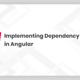 Implementing Dependency Injection in Angular