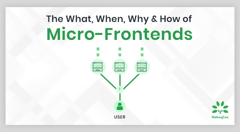 The What, When, Why & How of Micro-Frontends